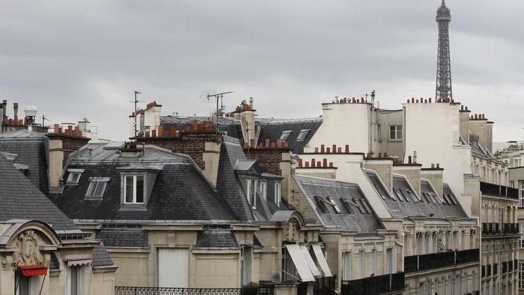 Un immeuble haussmanien dans le XVIe arrondissement de Paris (MAXPPP)