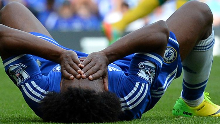 Willian (Chelsea) (BEN STANSALL / AFP)