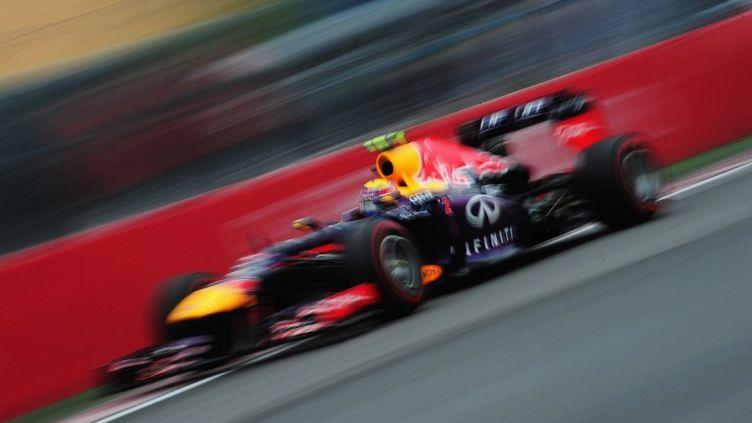 Mark Webber a imposé sa loi lors de la troisième séance d'essais libres.  (SHAUN BOTTERILL / GETTY IMAGES NORTH AMERICA)