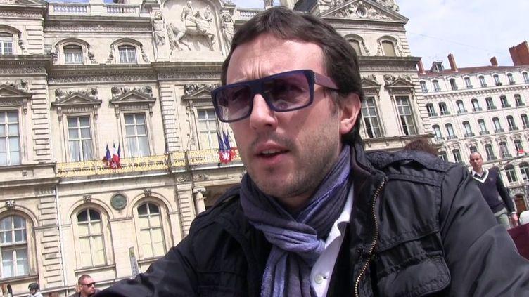 Agoria place de l'Hôtel de ville à Lyon  (France3/culturebox)