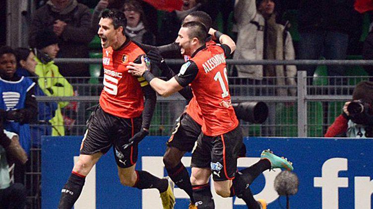 Ferret, buteur pour envoyer Rennes au Stade de France
