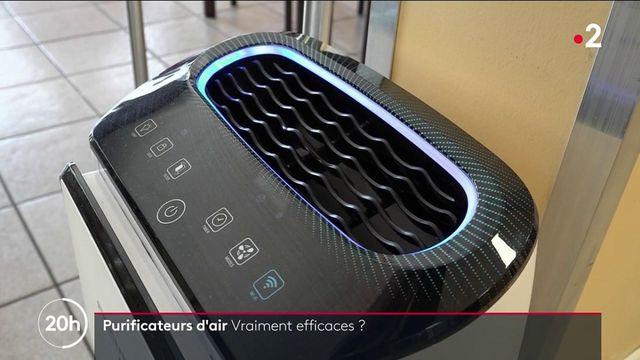 Covid-19 : les purificateurs d'air sont-ils vraiment efficaces ?