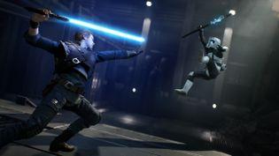 Cal Kestis dans Jedi Fallen Order (ELECTRONIC ARTS)