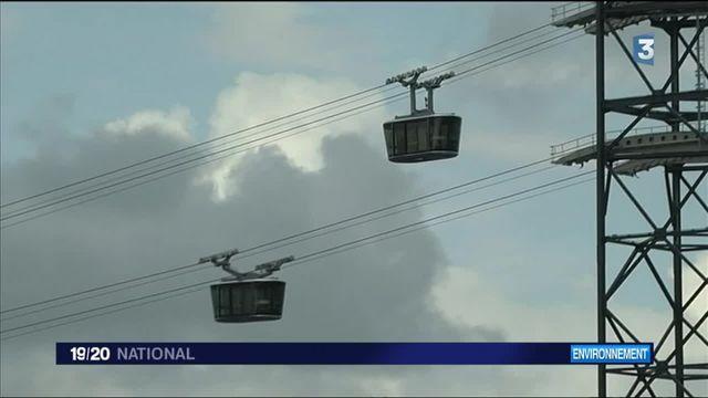Brest : le téléphérique entrera en fonction dans un mois