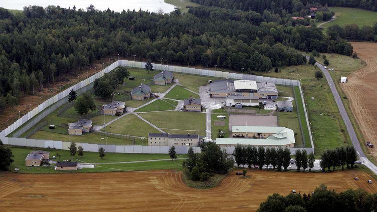 La prison de Mariefred en Suède (JOAKIM BERGLUND / SCANPIX SWEDEN)