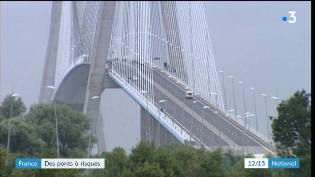France : des ponts à risque