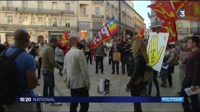L'accueil des migrants divise à Béziers