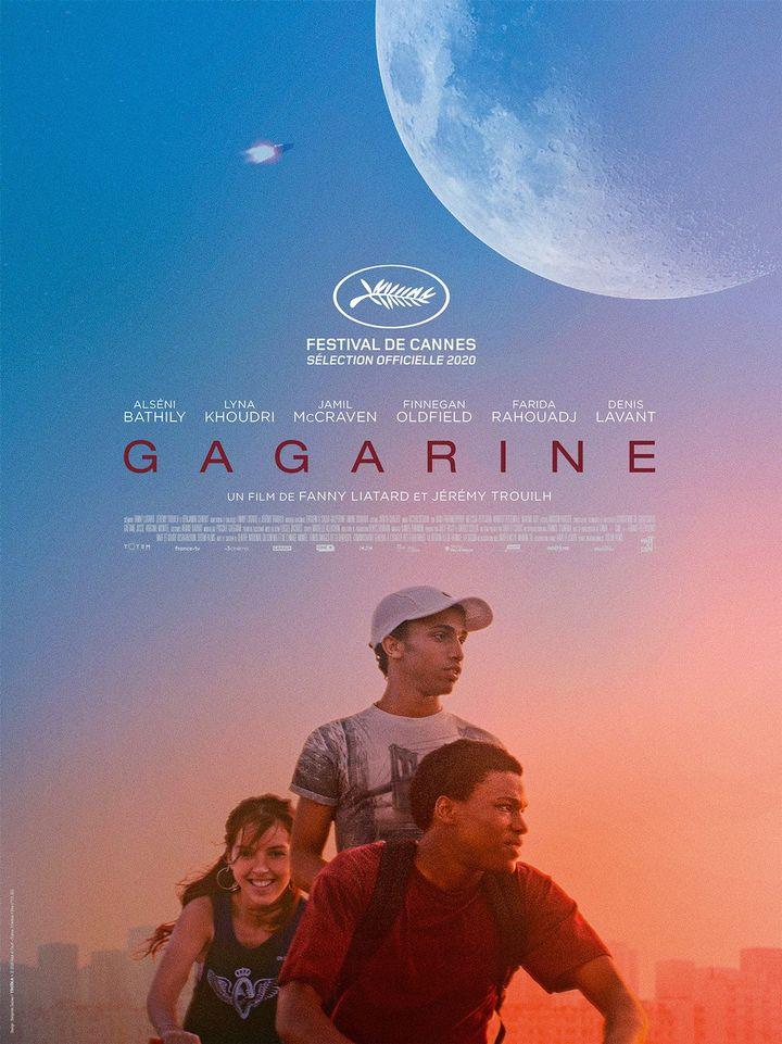 """L'affiche de """"Gagarine"""" deFanny Liatard et Jérémy Trouilh (2020). (HAUT ET COURT)"""