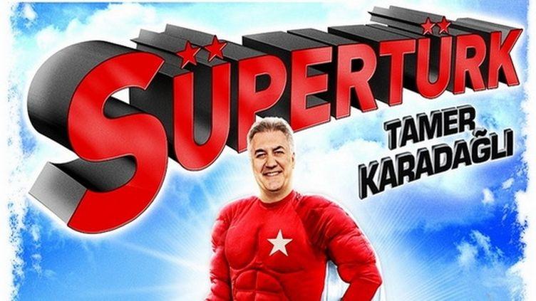 Supertürk, le cousin turc méconnu de Superman. (IZ PRODÜKSIYON)