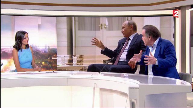 Documentaire : Quand Oliver Stone rencontre Vladimir Poutine