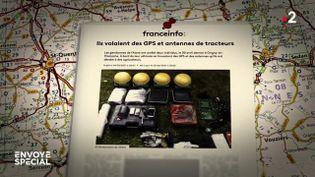 Envoyé spécial. Délinquance : agriculteurs à bout de nerfs (ENVOYÉ SPÉCIAL  / FRANCE 2)