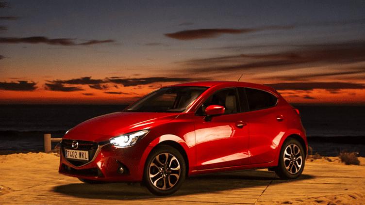 (La nouvelle Mazda 2 © Mazda)