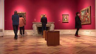 La réouverture des musées a eu lieu en Suisse...mais distanciation sociale obligatoire. (France 3)
