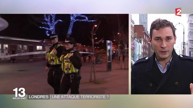 Terrorisme : quel est le profil de l'agresseur du métro de Londres ?
