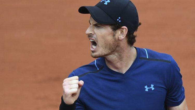 Andy Murray vient à bout de Juan Martin Del Potro (FRANCOIS XAVIER MARIT / AFP)