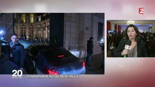 Primaire de la gauche : une campagne difficile pour Manuel Valls