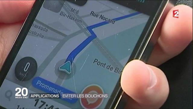 Bouchons : les applications de navigation sont-elles vraiment efficaces ?
