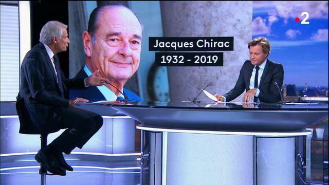 Mort de Jacques Chirac : Dominique de Villepin évoque un homme complexe et humble