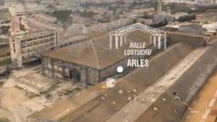 Halle Arles (FRANCE 2)