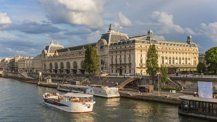 Le musée d'Orsay, à Paris, le 19 mai 2014. (GARDEL BERTRAND / HEMIS.FR / AFP)