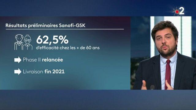 Coronavirus : le vaccin de Sanofi ne sera pas prêt avant fin 2021