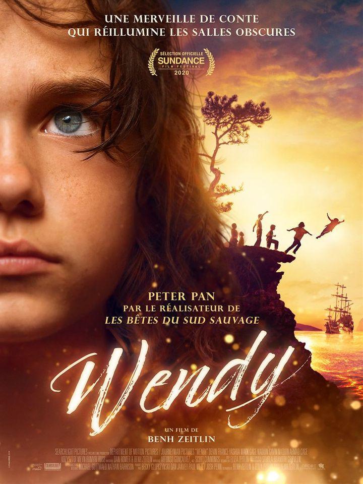 "L'affiche de""Wendy"" deBenh Zeitlin (2020). (CONDOR DISTRIBUTION)"