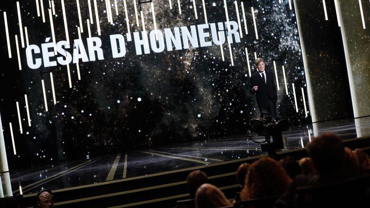 La 44e cérémonie des César, salle Pleyel à Paris, le 22 février 2019. (THOMAS PADILLA / MAXPPP)