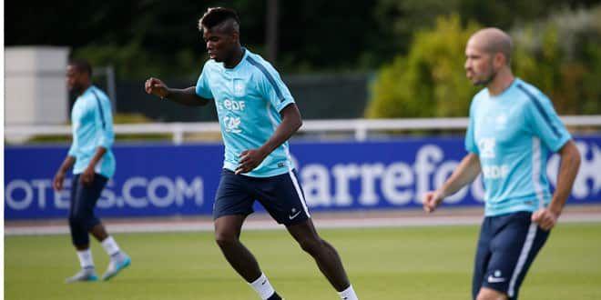 Paul Pogba sera titulaire samedi face à l'Albanie