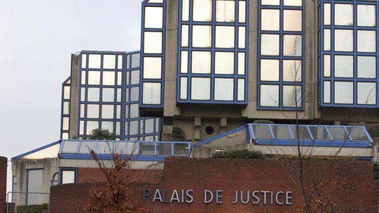 Le tribunal de grande instance de Bobigny (Seine-Saint-Denis), le 7 février 2011. (MAXPPP)