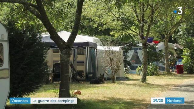 Camping : les Français choisissent le haut de gamme