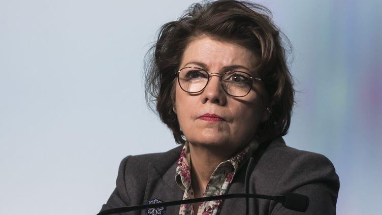 Agnès Le Brun, le 19 novembre 2019. (VINCENT ISORE / MAXPPP)