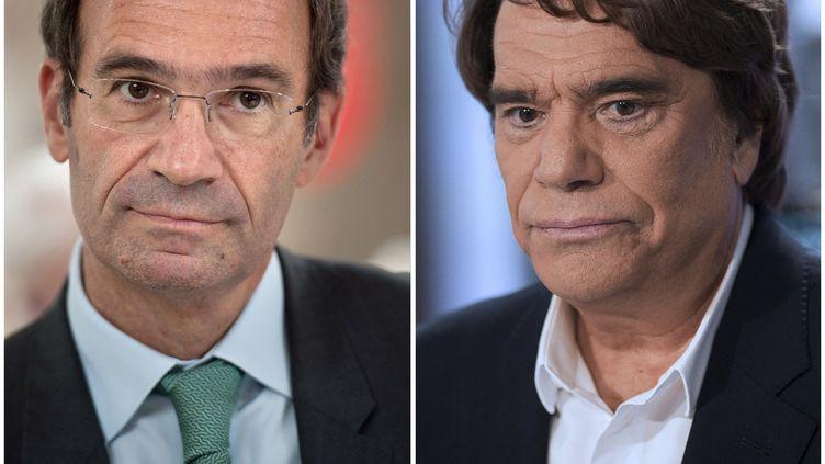 L'ancien ministre du Budget, Eric Woerth,est accusé d'avoir accordé un avantage fiscal à l'homme d'affaires Bernard Tapie. (DSK / AFP)