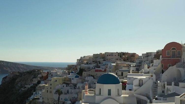 Tourisme : la Grèce s'apprête à lancer sa saison d'été (France 2)