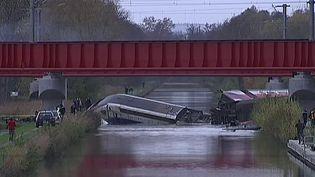 Transports : procès requis contre la SNCF après le déraillement mortel d'un TGV. (FRANCEINFO)
