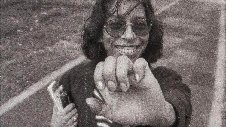 Portrait de Regina Martínez en 1991, à Xalapa, Veracruz. (ALBERTO MORALES / AGENCIA MULTIGRAFICA)