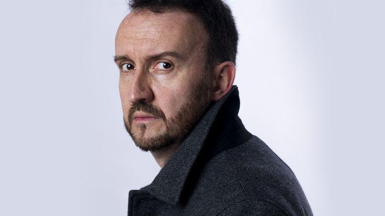 Le romancier Jean-Noël Orengo (JF Paga)