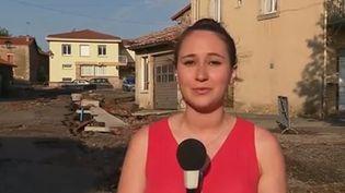 Orages en Haute-Loire : le point sur la situation (FRANCE 3)