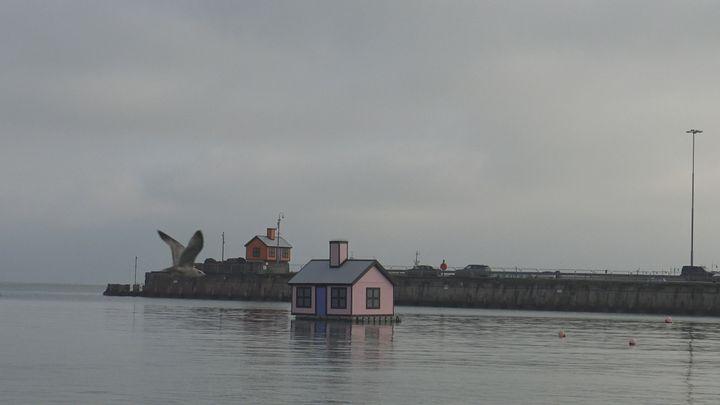 Le port de pêche de Folkestone vit ses premiers jours post-Brexit. (GILLES GALLINARO / RADIO FRANCE)
