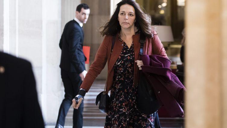 La sénatrice LR des Bouches-du-Rhône Valérie Boyer, le 12 novembre 2019. (VINCENT ISORE / MAXPPP)