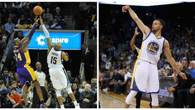 Kobe Bryant et Stephen Curry vont illuminer la dernière nuit de saison régulière