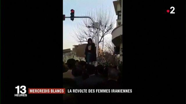 Iran : les femmes se révoltent contre le port du voile obligatoire
