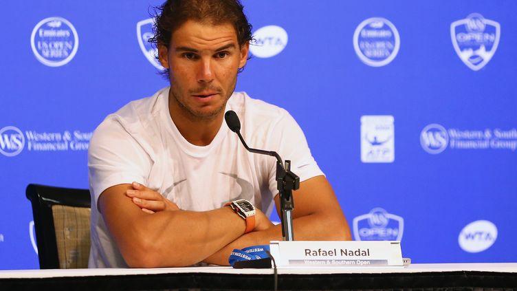 Rafael Nadal (MADDIE MEYER / GETTY IMAGES NORTH AMERICA)