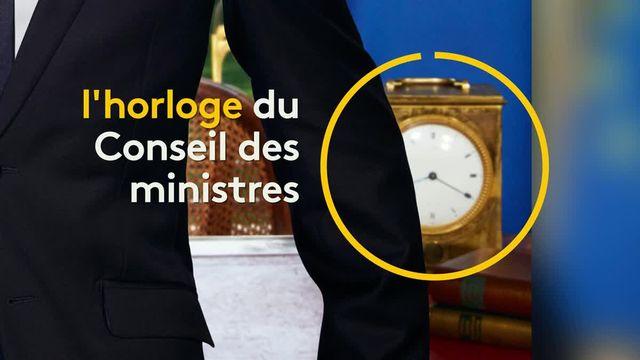 On a décrypté la photo officielle de Macron
