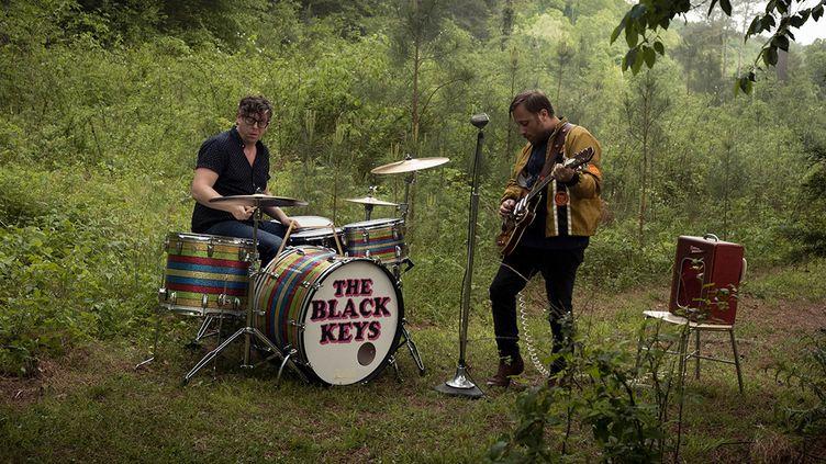 Patrick Carney et Dan Auerbach de retour avec leur groupe de toujours, The Black Keys. (Ryan Mclemore)