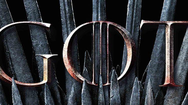 """""""Game of thrones"""" saison 8 sur OCS, l'affiche.  (OCS)"""