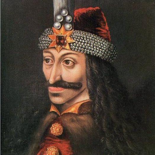 Portrait de Vlad III, dit Vlad Tepes, alias Dracula - XVe siècle, château de d'Ambras  (DR)
