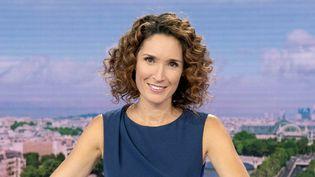 Maire-Sophie Lacarrau. (France 2)