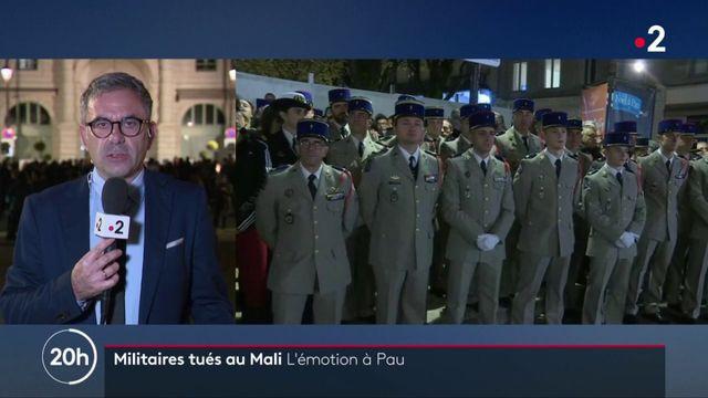 Militaires tués au Mali : une cérémonie d'hommage émouvante à Pau