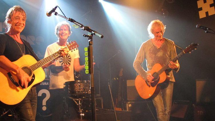 Les Insus en concert  (PHOTOPQR/LE PARISIEN)