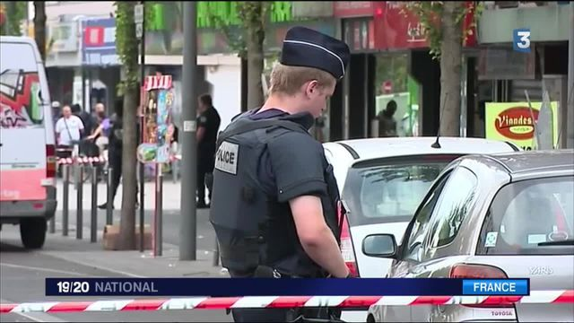 Argenteuil : opération antiterroriste menée